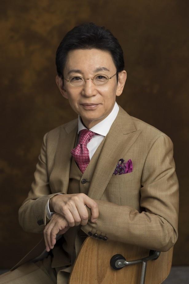 古舘伊知郎は「トーキングフルーツ」「フルタチさん」に出演