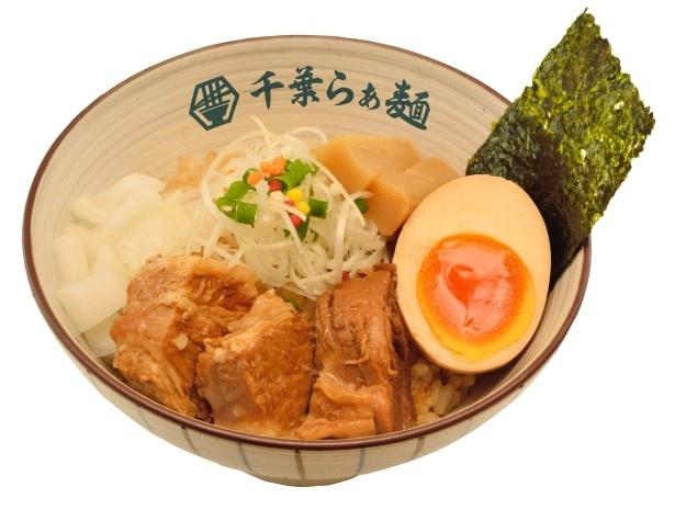 千葉県代表は地域活性化を目的として完成させた千葉県応援プロジェクトの「千葉らぁ麺ごはん」