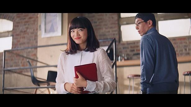 小松菜奈が資生堂「インテグレート」の新CMに出演