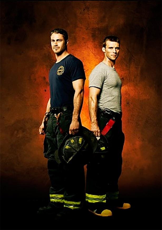 消防隊員と救命士たちが活躍する人気ドラマ「シカゴ・ファイア」がDVDで登場
