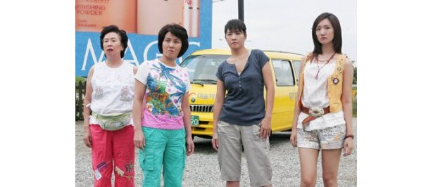 女性4人によるクライム・コメディ『ガールスカウト』(08)