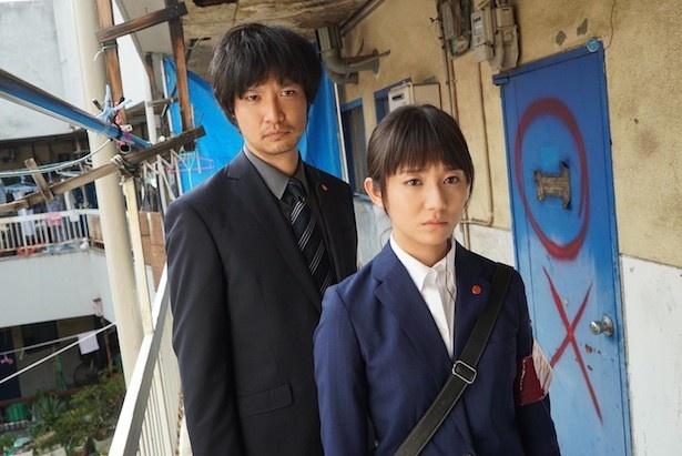 【写真を見る】木村は「(撮影現場には)本格的な作品だからこその、ピンと張りつめた緊張感がある」とコメント