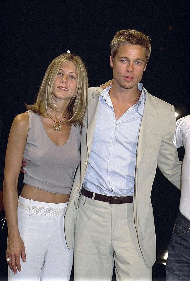 ブラッドは2005年にジェニファーと離婚している