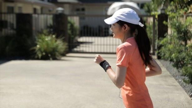 これまで20キロしか走ったことがないという高梨臨の新たなる挑戦!!