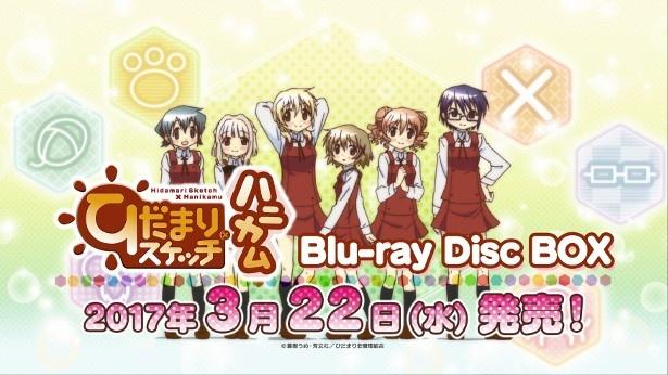「ひだまりスケッチ」第4期BD BOXが発売決定!OVA2話+オーディオコメンタリーも収録