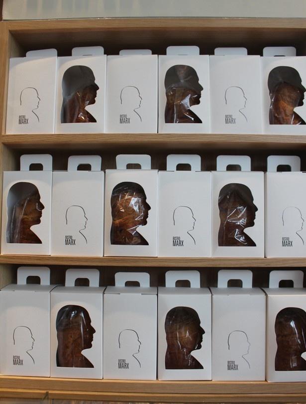 専用のボックスに入った「ブリオッシュ」(税抜1500円)は、手土産にもぴったり