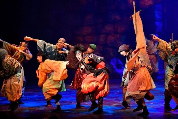 舞台「真田十勇士」の大阪公演は、10月14日(金)から始まる
