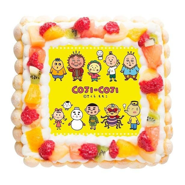 ケーキは北海道でパティシエが手作りしている