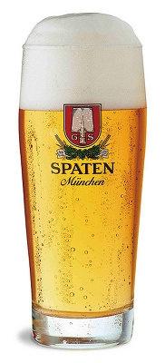 ドイツビール・シュパーテン ミュンへナール¥1000(500ml)は飲み口さわやか!