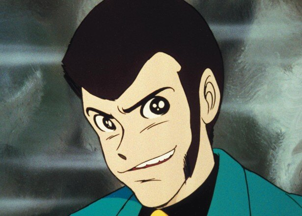 アニメ総選挙で1位となった「ルパン三世(PART1)」