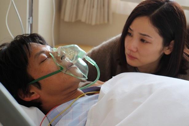 『ボクの妻と結婚してください。』では夫役の織田裕二を献身的に支える