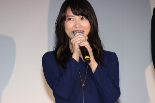 道化師見習いの佳奈美を演じた志田未来