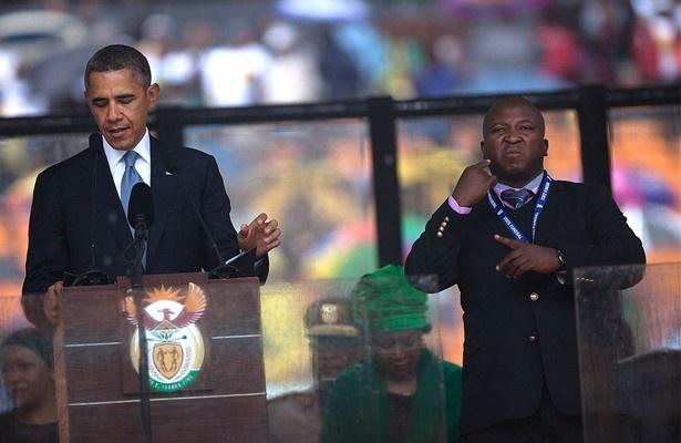 「南アフリカのニセ手話通訳者」のその後を番組スタッフが調査