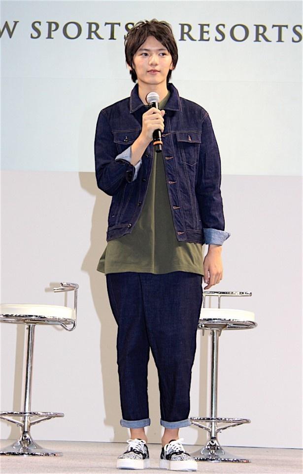 【写真を見る】すっかり大人になった濱田龍臣、全身写真はこちら