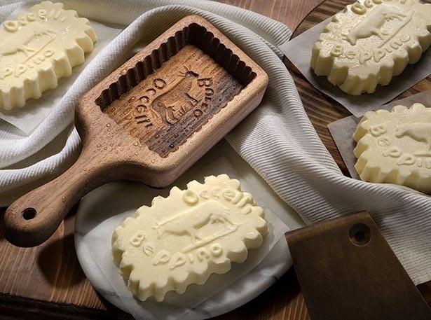 〈ベビーノ・オッチェッリ〉「食塩不使用発酵バター」2430円(税込)