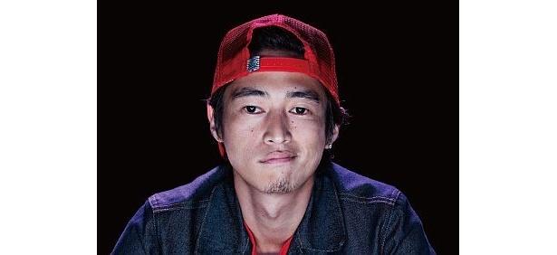 【そうそうたるメンバーがplayfaceを撮影】俳優の窪塚洋介さん