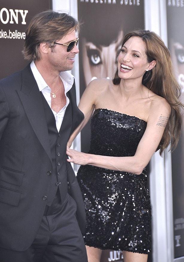 アンジェリーナは自身の結婚生活についてもジョニーに相談していたという