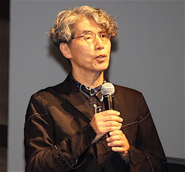 「Japan Now」部門プログラミング・アドバイザーの安藤紘平