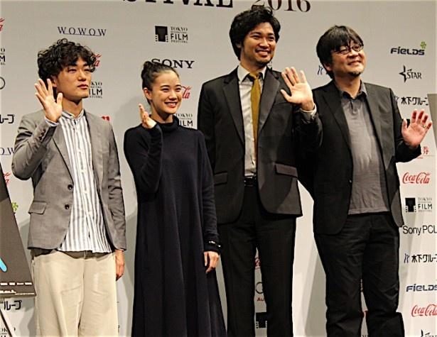 第29回東京国際映画祭は、10月25日(火)から11月3日(木・祝)まで開催