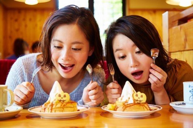 「シロノワールが美味しそうで賞」を狙うなら、まずはその味を体験すべく食べまくるべし!?