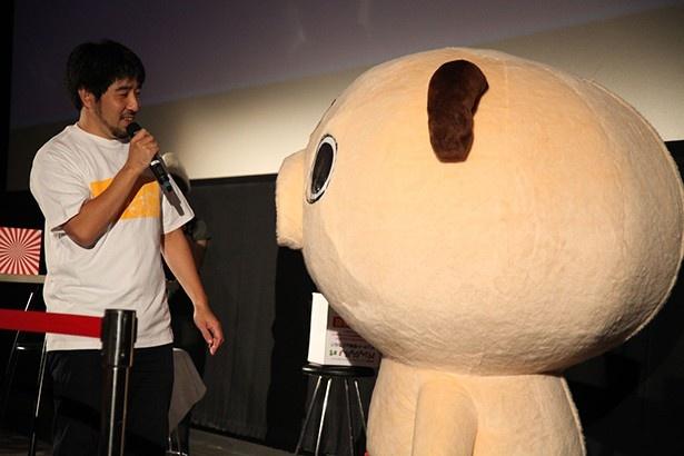 南條愛乃とべんぴねこ監督の軽快トークが冴えわたる!パンパカパンツDVD発売記念上映会レポ