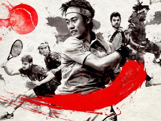 日本テニス界の歴史を塗り替え続ける錦織圭が凱旋する「楽天ジャパンオープンテニス」を生中継