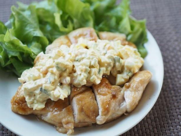 甘辛いチキンとタルタルソースが相性抜群!「やわらか鶏むね肉で簡単おいしいチキン南蛮」