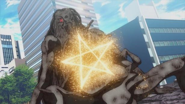 「双星の陰陽師」第25話先行カットが到着。街が崩壊の危機にろくろたちが立ち向かう!