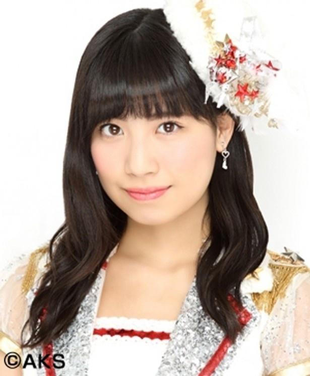 SKE48 荒井優希