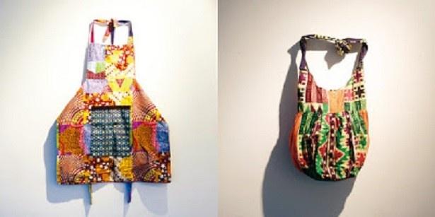 日本では希少なザンビアの工芸品の展示・販売会を実施する