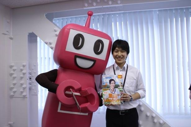 PASMOのロボットのレアな名刺がもらえるチャンス