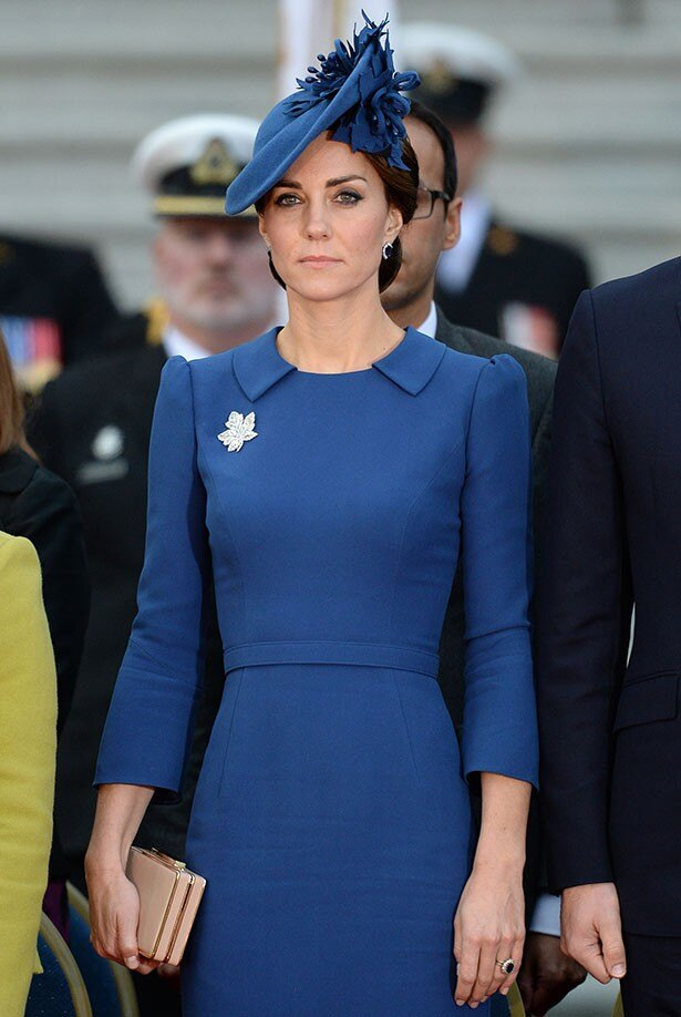 古臭いと不評だったキャサリン妃のファッション