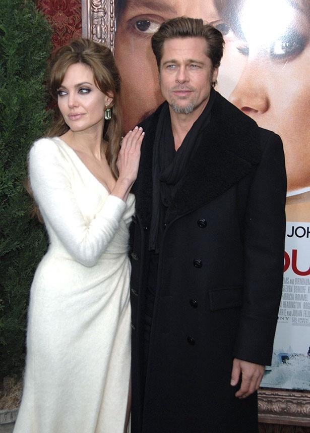 アンジェリーナとの離婚報道によって過去の噂が再び注目されているブラッド