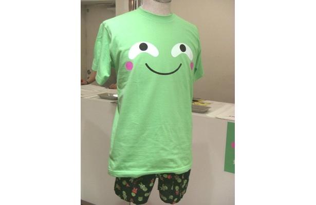まりもっこりTシャツ 1890円、まりもっこりトランクス 1575円