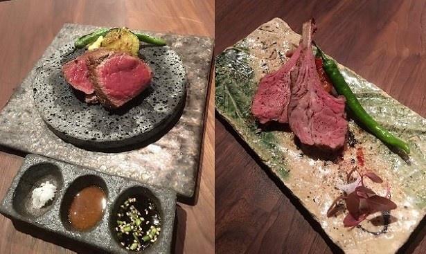 【写真を見る】絶品の北海道和牛を使用する