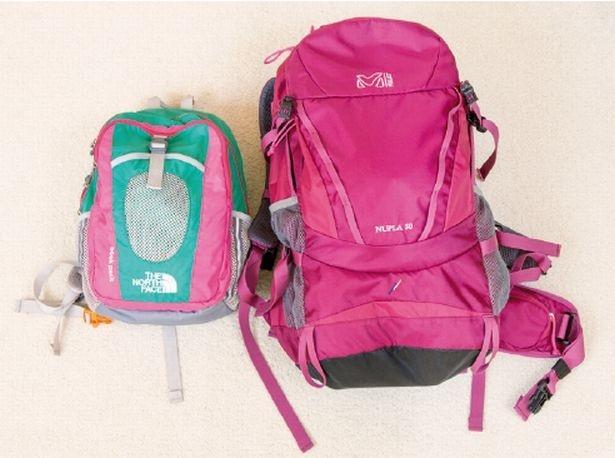 【写真を見る】避難バッグは家族それぞれに1つずつ用意しよう
