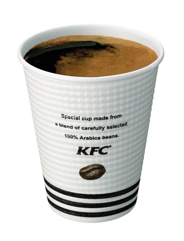 新しくなったホットコーヒー「挽きたてリッチコーヒー」(230円)
