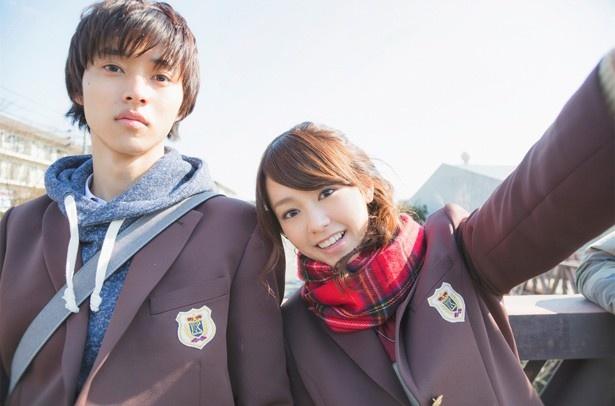 """高校生のはとり(桐谷)は、同級生の利太(山崎)に幼い頃から一途な恋心を抱き、彼の""""ヒロイン""""は自分だと信じて生きていた"""