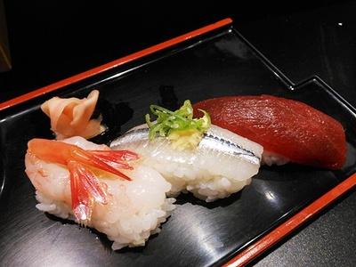 握り寿司は自分でネタをチョイス