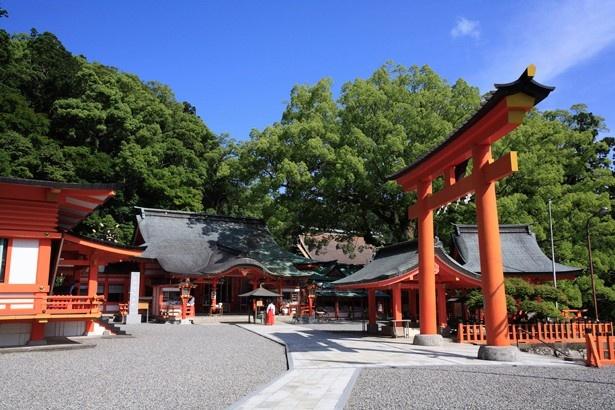 2017年に創建1700年を迎える熊野那智大社