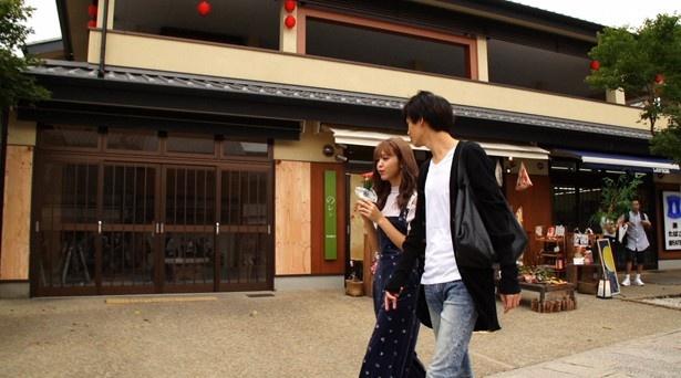 秋の京都をぶらりとお散歩
