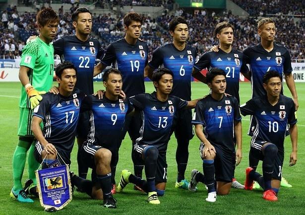 日本代表がW杯本大会の出場権獲得に挑む