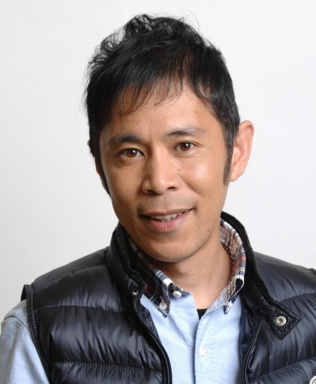 岡村隆史のカンテレ初レギュラー番組のスタートが決定