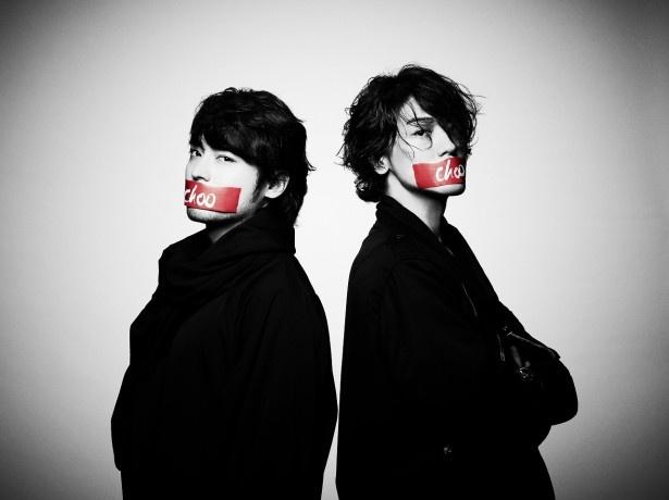 GirlsAwardのアーティストLIVEに出演することが決まったJINTAKAの山田孝之、赤西仁(写真左から)