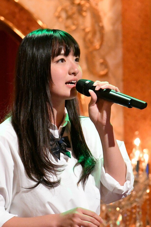 「モーツァルトへの道 チャレンジオーディション」で優勝を遂げた鈴木瑛美子さん