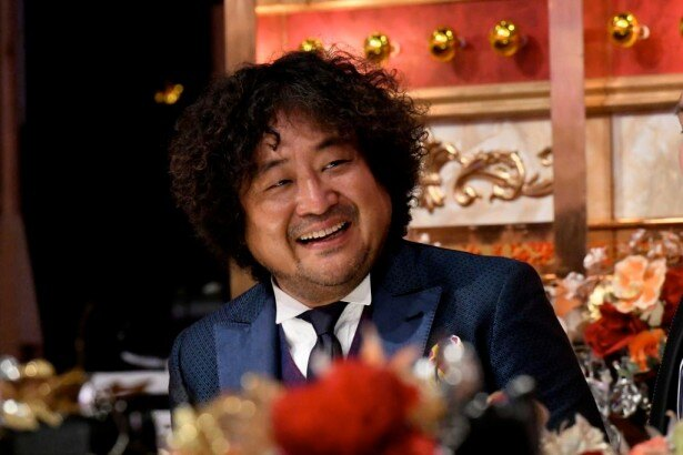 葉加瀬太郎もニンマリ
