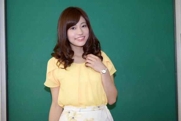 「でぶせん」で朝比奈景子を演じる大澤玲美に話を聞いた