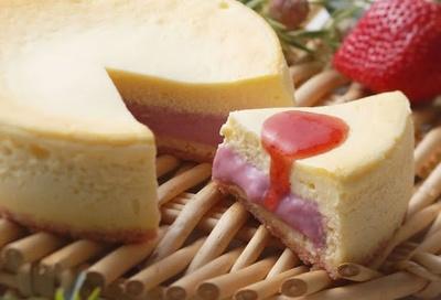 甘酸っぱさが口中に広がる「苺フォンダンフロマージュ 」