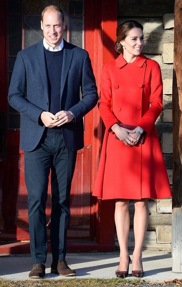 華やかなキャサリン妃の存在でウィリアム王子が老人にみえる?