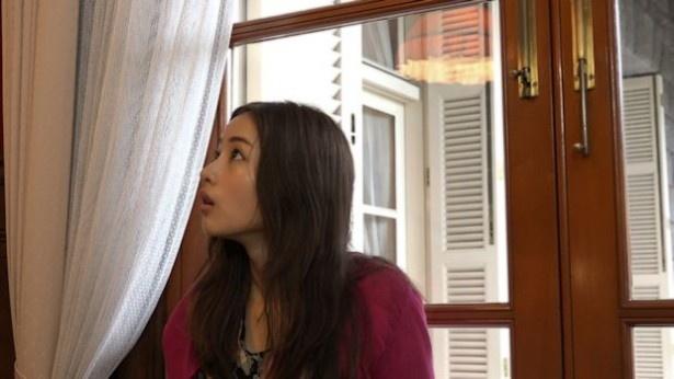 「東京都立旧古河庭園の中 にある洋館(大谷美術館)」でリンゴ探しにチャレンジ中!